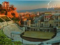 Ancient Theatre - Plovdiv - Bulgaria - Unicart - 163 - 0