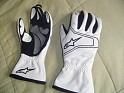 Gloves - Vietnam - Alpinestarts - Tech 1-KR - White - 0