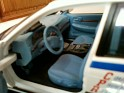 Maisto - Car - Chevrolet Impala - 2000 - Blue & White - Metal - Die cast NYPD Chevy Impala scale1:18 - 0