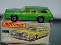 Matchbox - Car - New Cougar Villager - Green - Metal - 0