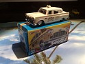 Matchbox - Car - Superfast  Checker Taxi - 2003 - White - Metal - 0
