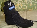 Shoes - Italy - Sparco - Top - Black - 0