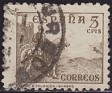 Spain 1937 Cid & Isabella 5 CMS Sepia Edifil 816. 816 u. Uploaded by susofe