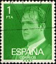 Spain 1977 Don Juan Carlos I 1 PTA Yellow Green Edifil 2390