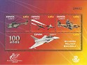 Spain - 2011 - 100 Years Spanish Military Aviation - 0,65 € - Multicolor - España, Aeronave, Avión - Edifil 4653 - Centenario de la aviación militar española - 0
