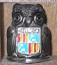 Spain - Mallorca - Metal - Owl - 0
