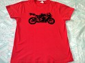 T-Shirt - Germany - Stedman - 2011 - Red - 1