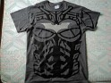 T-Shirt - Honduras - Gildan - Gray - The Dark Knight Limited Edition - 2